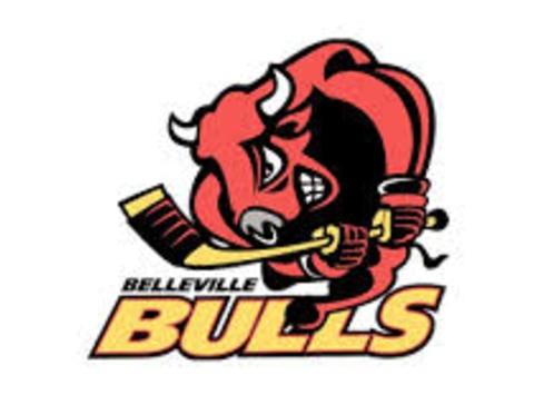 Belleville Bantam Minor AA Jr. Bulls