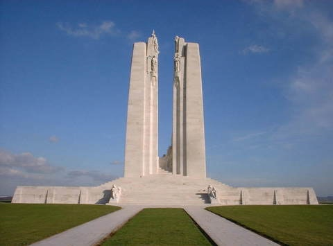 events & trips fundraising - Holly's Vimy Ridge Fundraiser