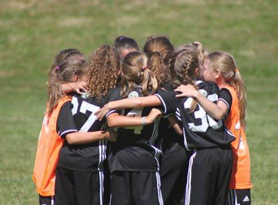 Capital FC Girls Soccer 2006