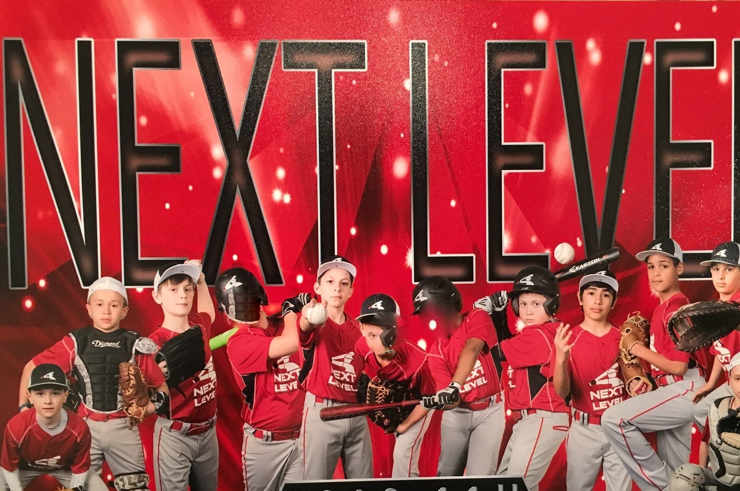 NEXT LEVEL 12U BASEBALL