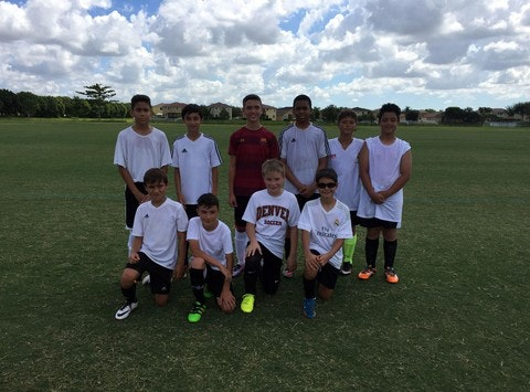 Miramar United Elite FC U13 Red Team