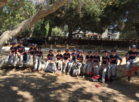 baseball fundraising - Peninsula Waves