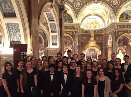 choir fundraising - WBHS Concert Choir Toronto Tour