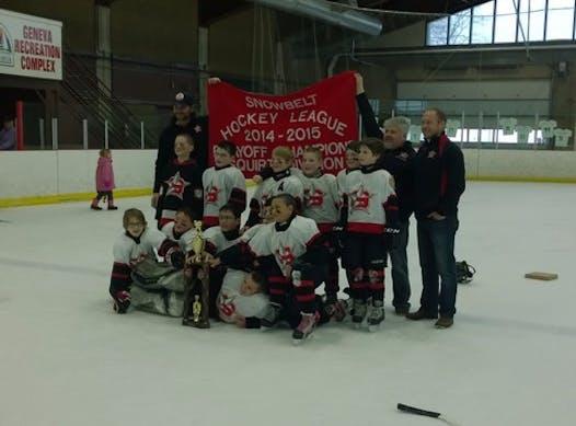 ice hockey fundraising - Geneva Generals Hockey