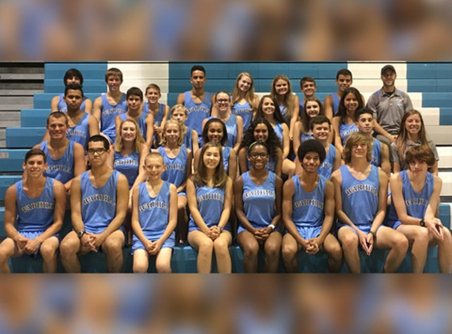 Warhill High School Cross Country Team