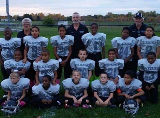 football fundraising - WOLVERINE YOUTH FOOTBALL & CHEER