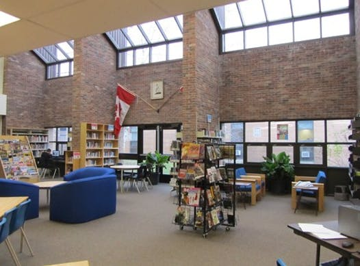 library & technology resources fundraising - Clarke High School