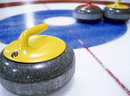 curling fundraising - Team Duhaime