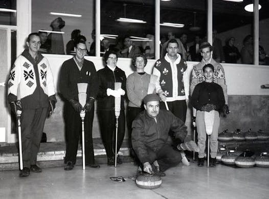 curling fundraising - Pinawa Curling Club