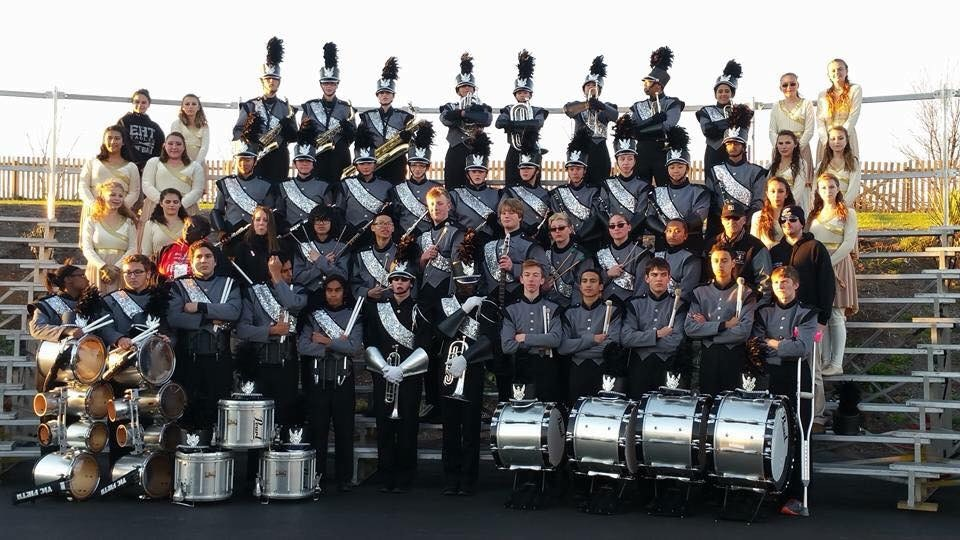 Egg Harbor Twp. Silver Eagles Marching Band