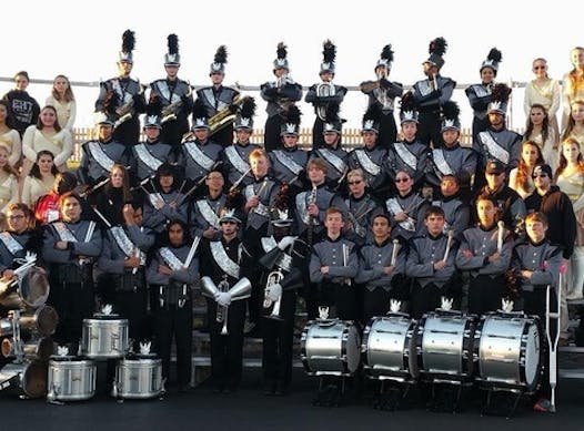 band fundraising - Egg Harbor Twp. Silver Eagles Marching Band
