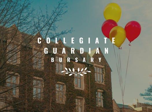 scholarships & bursaries fundraising - The Collegiate Guardian Bursary
