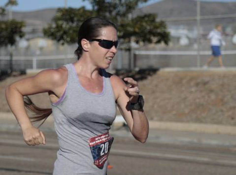 Erin Taylor-Talcott US Race Walker