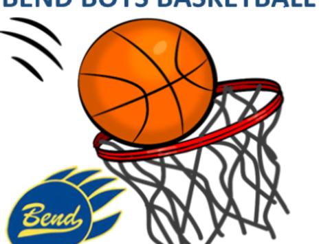 basketball fundraising - Bend Senior High Boys Basketball Program