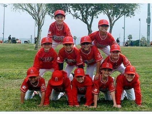 baseball fundraising - Corona Pony Cincinnati Reds