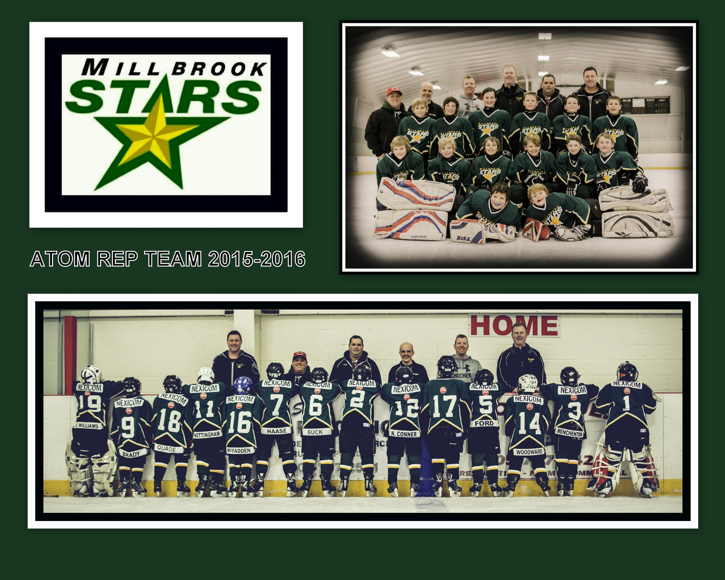 Millbrook &District Minor Hockey Association