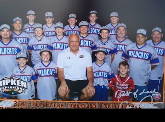 baseball fundraising - Wildcats 12u