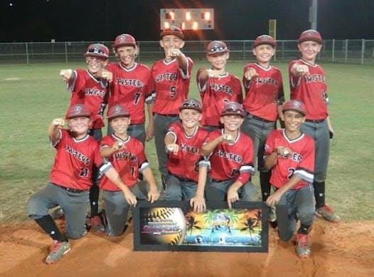 baseball fundraising - SWMO Twisters