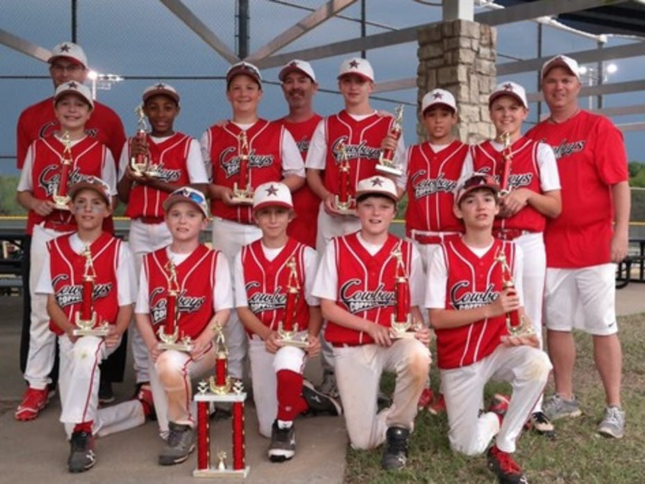 Coppell Cowboys 12U - Black (Texas)
