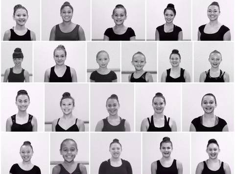 dance fundraising - Lyrics in Motion Company Competition Team
