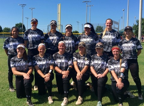 Texas Bombers DFW Gold