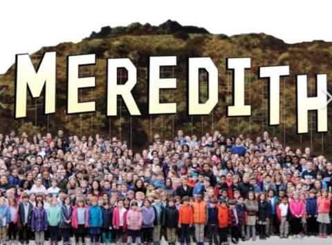 elementary school fundraising - Meredith Elementary School
