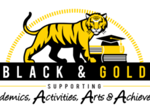 Black & Gold Boosters