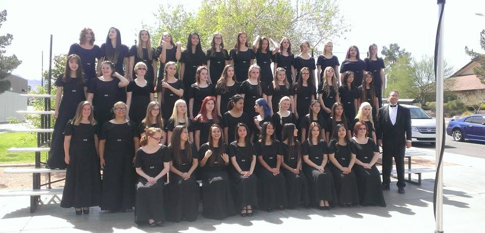The Coronado High School Choir-Gabrielle Rivera