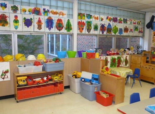 daycare & nurseries fundraising - Humbercrest Nursery School
