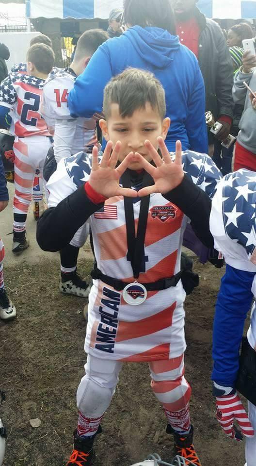 Antonio Miguel Rivas All American Game