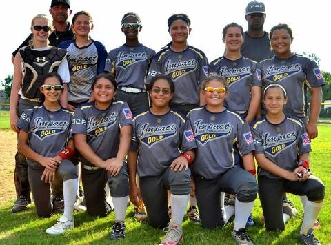 Impact Gold National - Spencer 12U