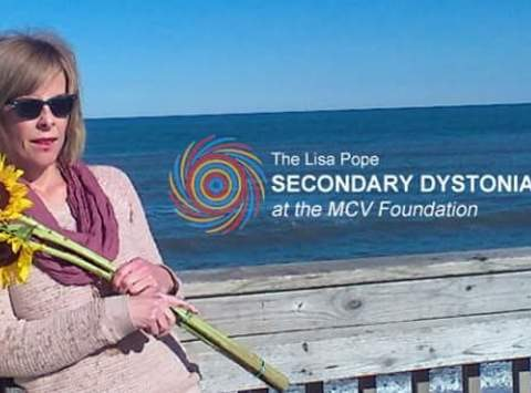 Medical College of Virginia FBO The Lisa Pope Fund For Secondary Dystonia Research
