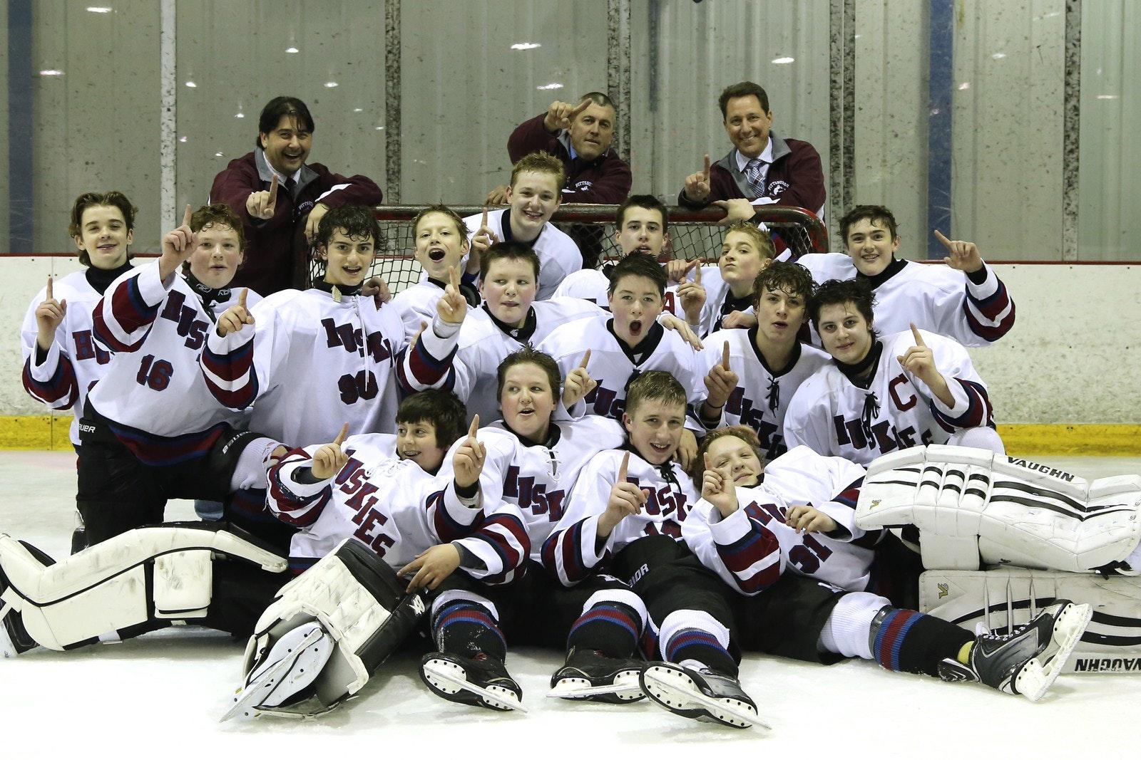 Pittsburgh Huskies Hockey U18 - Hooks