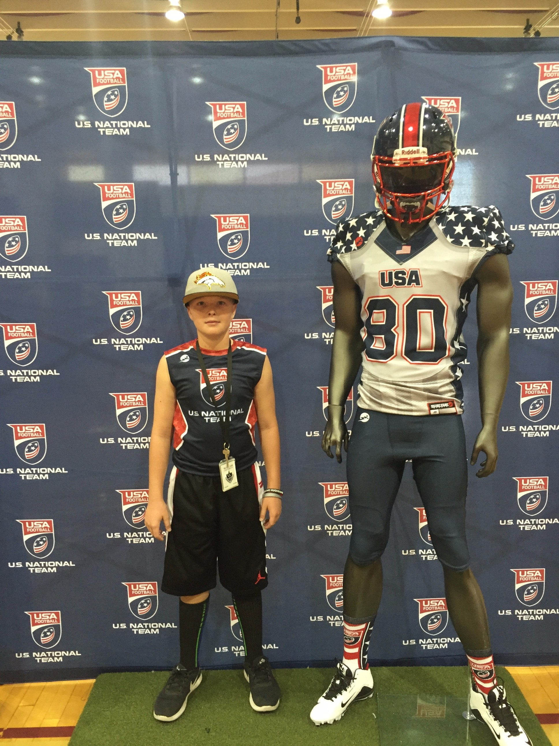 Hunter Smith - USA Football - Dallas, Tx
