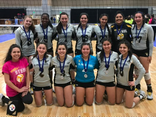 volleyball fundraising - El Paso Steel Volleyball Club