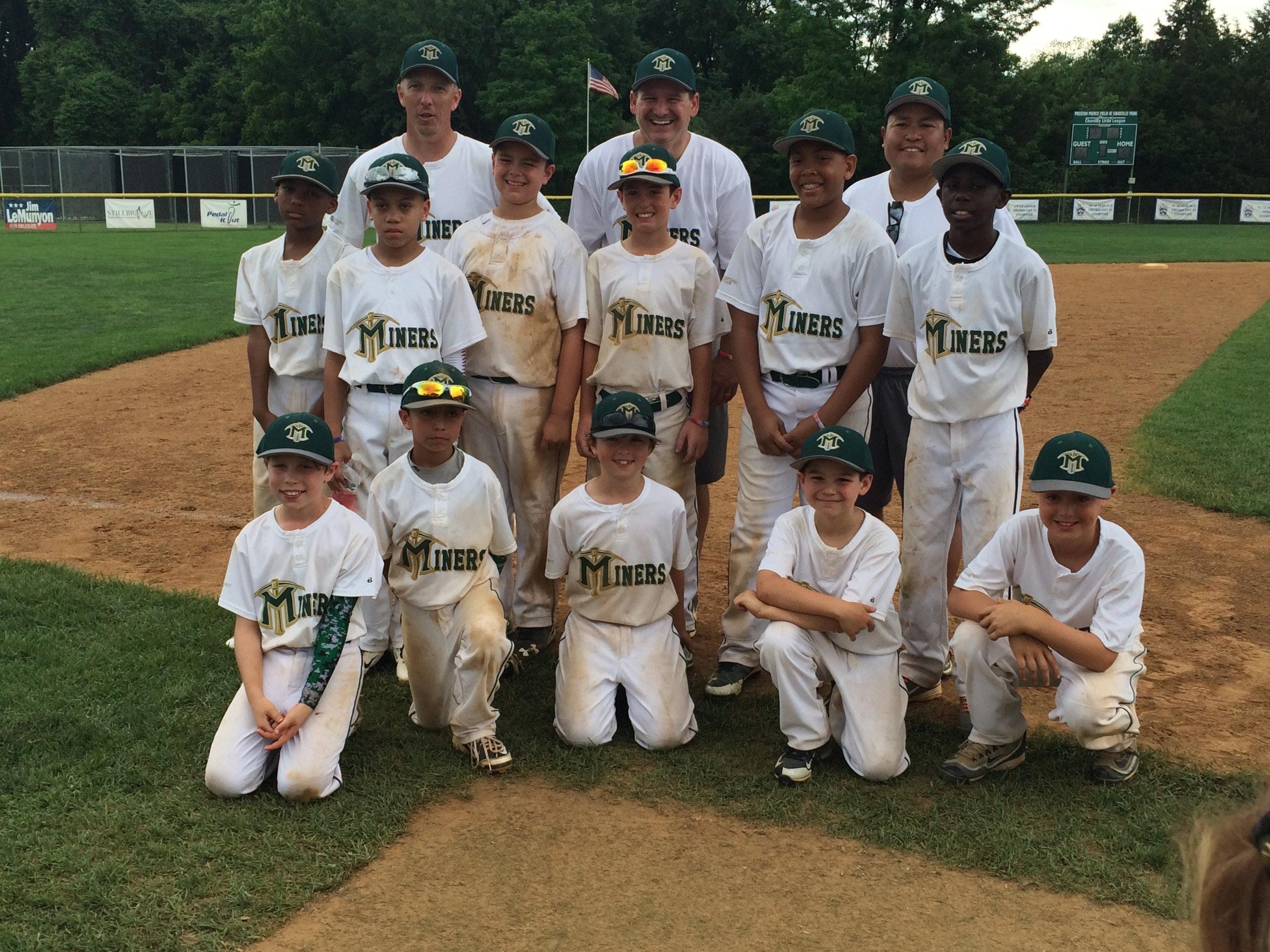 Mallard Creek Miners 11U Travel Baseball
