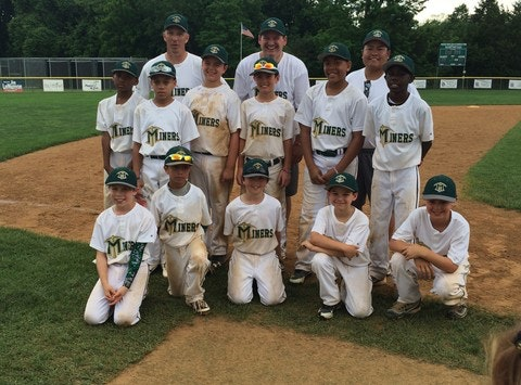 Mallard Creek Miners 11U Travel Baseball