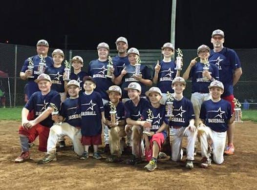 baseball fundraising - Stars Baseball 12U