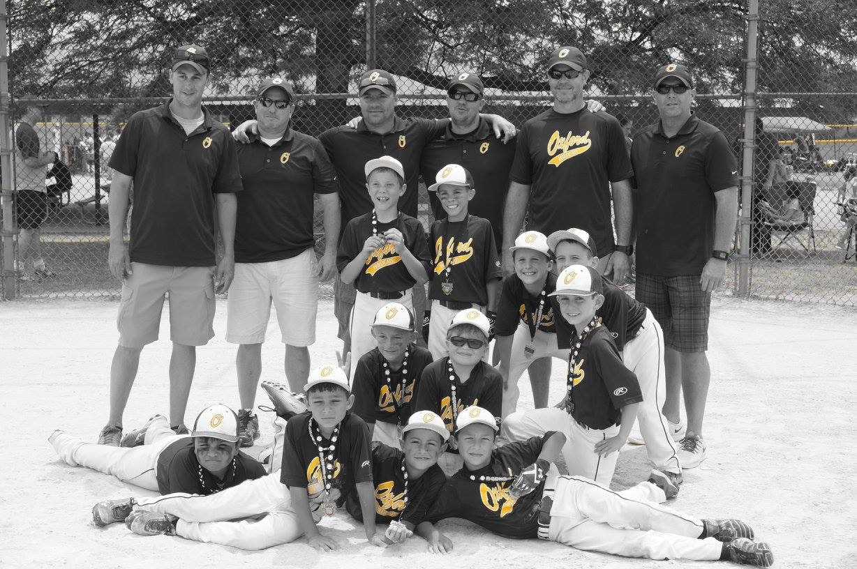 Oxford Wildcats 9U Baseball