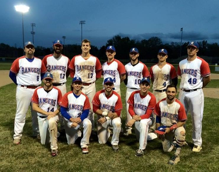 Dayton Rangers baseball