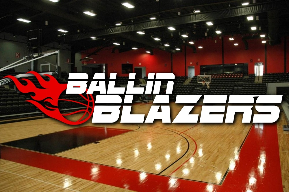 Ballin Blazers Basketball