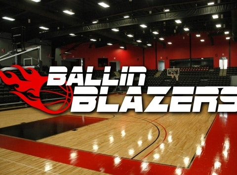 basketball fundraising - Ballin Blazers Basketball