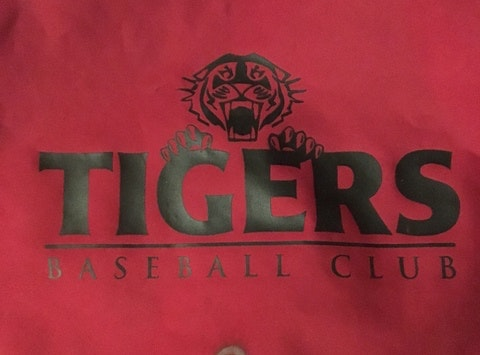 Tigers Baseball Club 13u Black