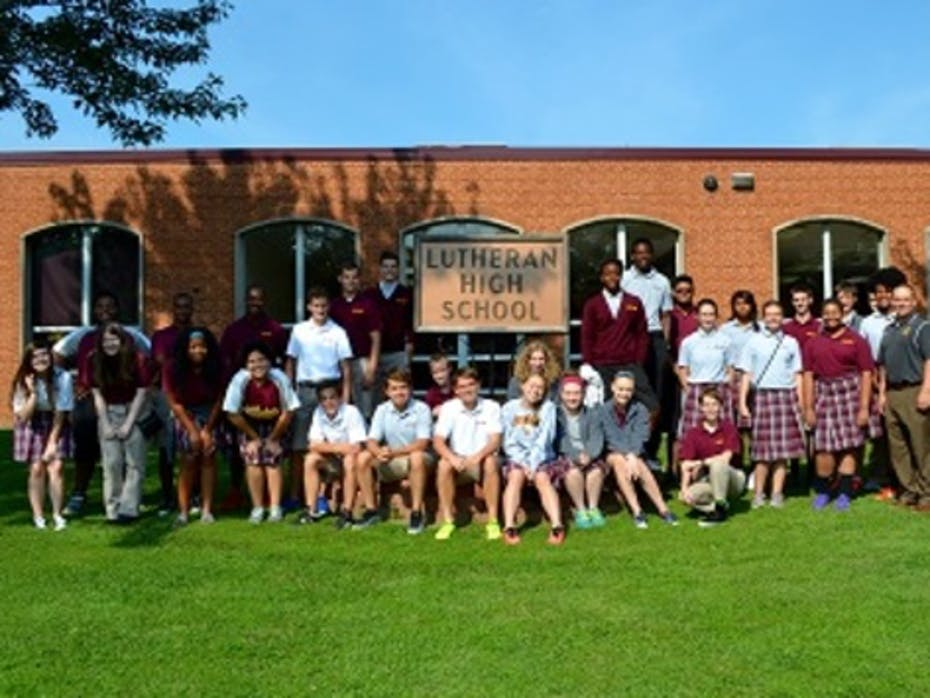 Friends of Lutheran North