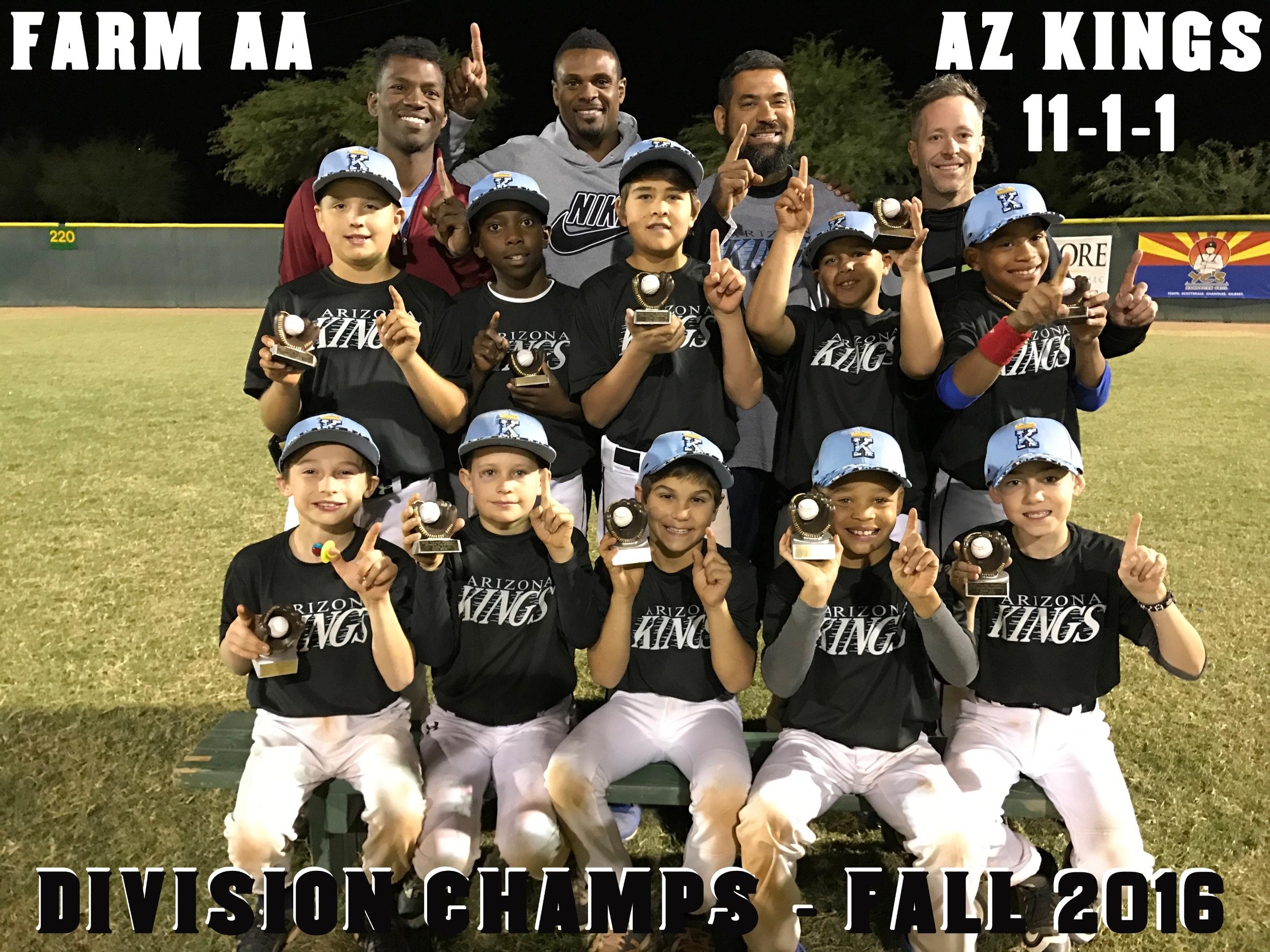 Arizona Kings Baseball