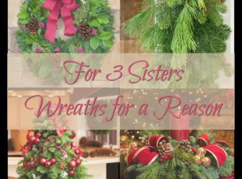3rd Annual Wreaths for a Reason