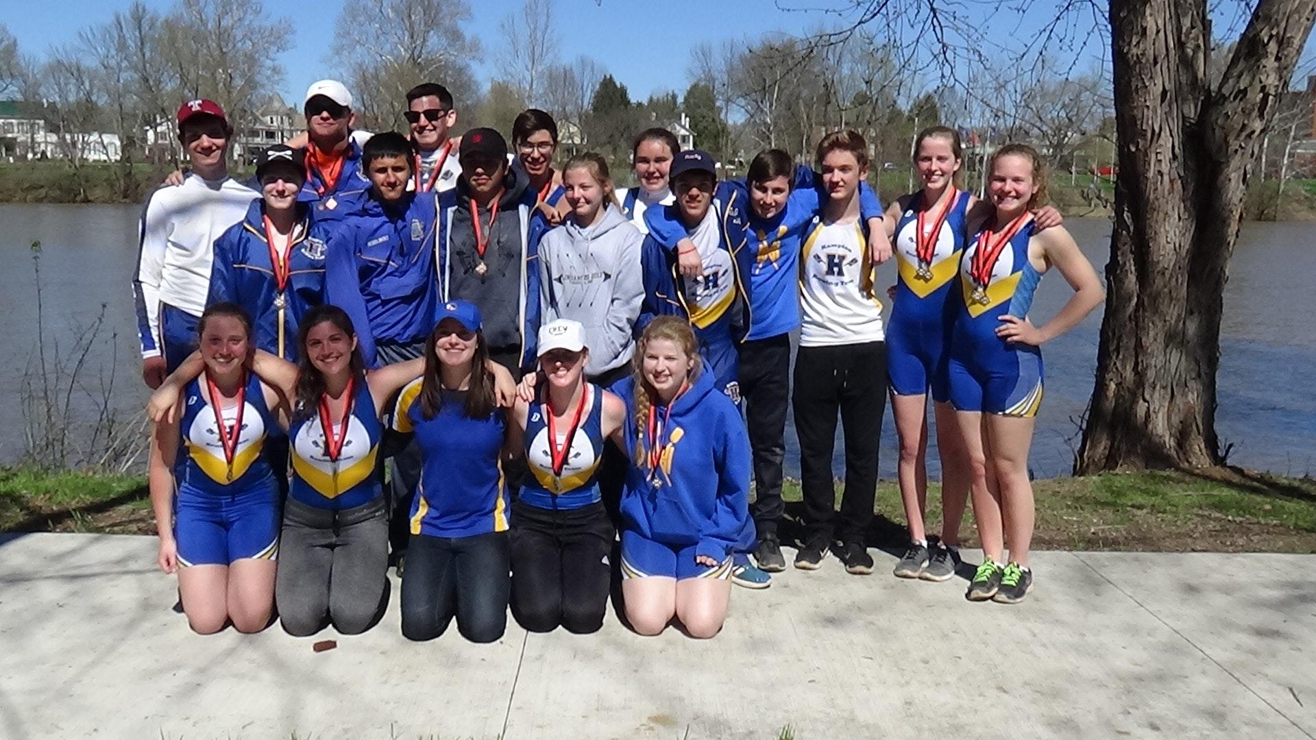 Hampton High School Rowing Association