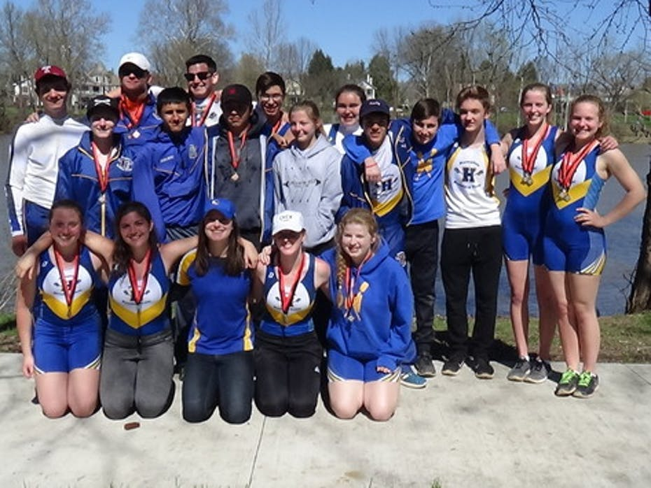 Hampton High School Rowing Association