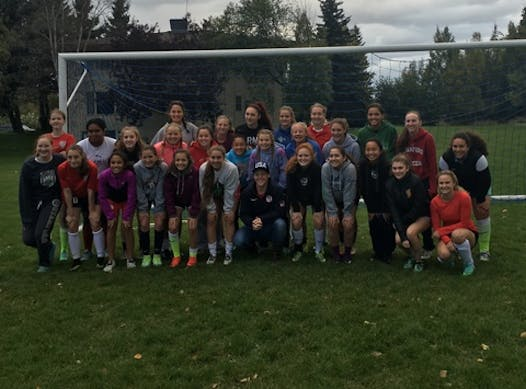 soccer fundraising - Cook Inlet SC Girls Academy