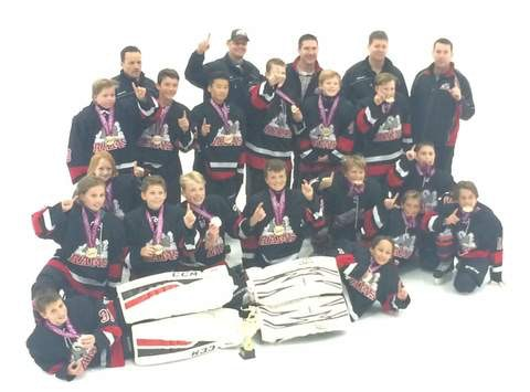 Stittsville Major PeeWee Rep B